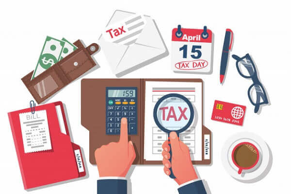 options for Paying Federal Income Tax Online