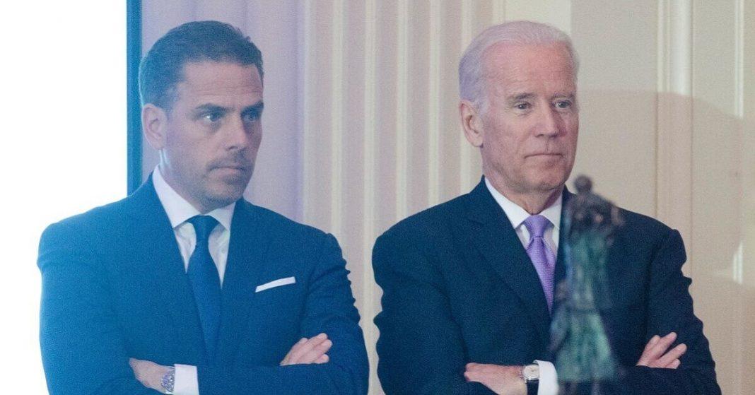 Biden's Son Under Investigation
