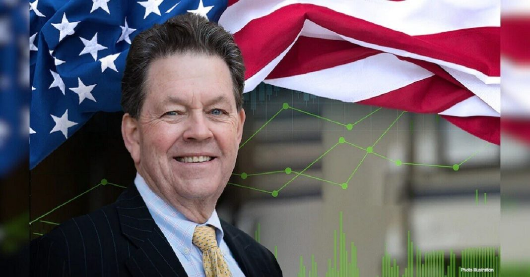 The US Economy will be Enormously Strong' Arthur Laffer