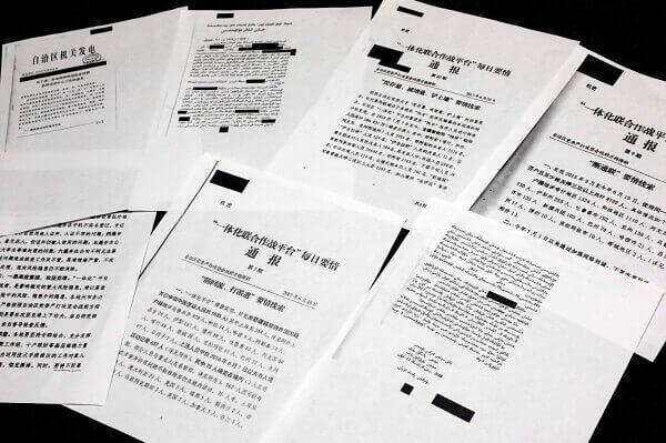 China Kept Hidden from the World, Leaked Documents Reveal