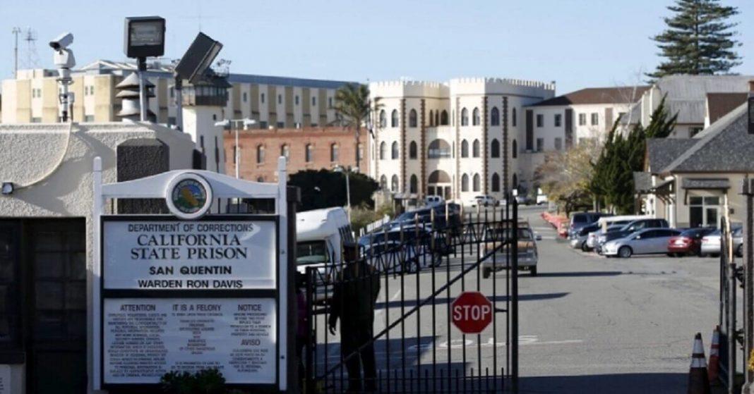 California Prison Cells