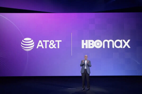 AT&T and HBO max