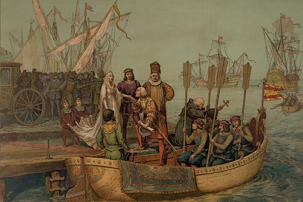Columbus Diary and the Discovery