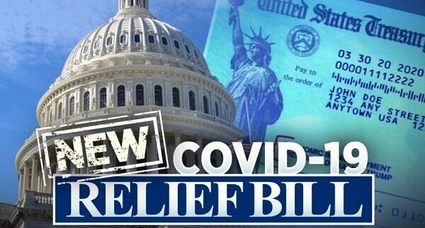 $900 Billion Coronavirus Package including Stimulus Checks