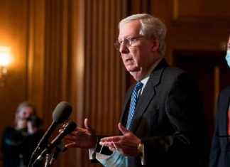 Congressional Leaders in talks of $900 Billion Coronavirus Package