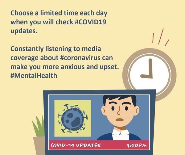 COVID-19 Updated - Mental Health News