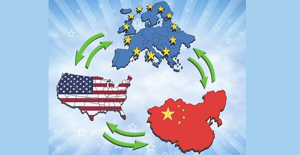 deals with China and the United State