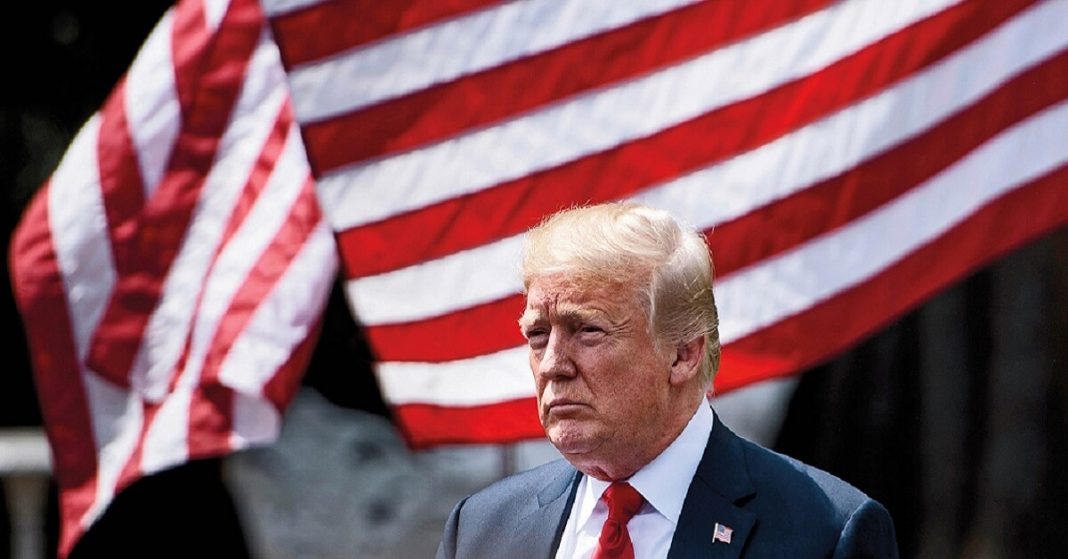 Trump Still Puts America First