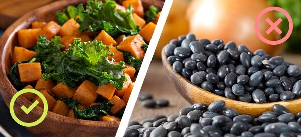 How to cut down Lectins