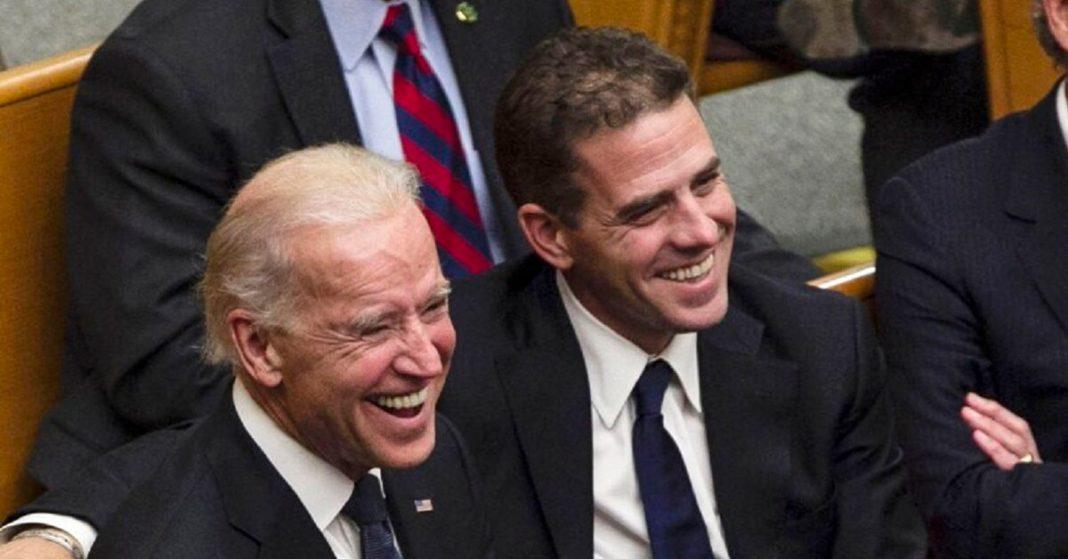 Hunter Biden Email Called Joe Biden