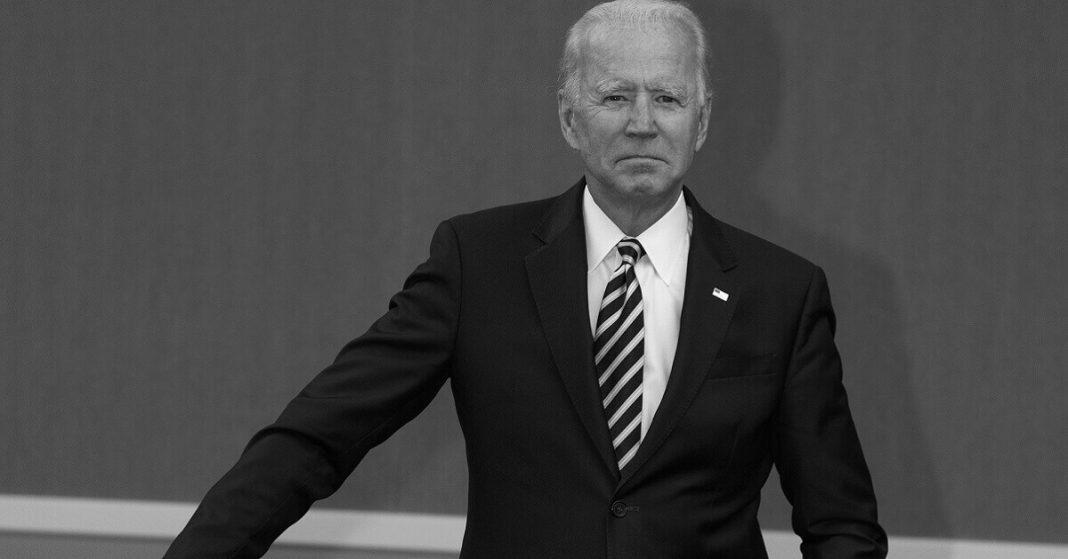 oe Biden's foot Fracture