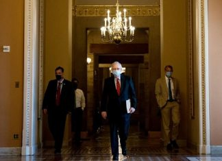 Negotiations Stalled over Stimulus Package