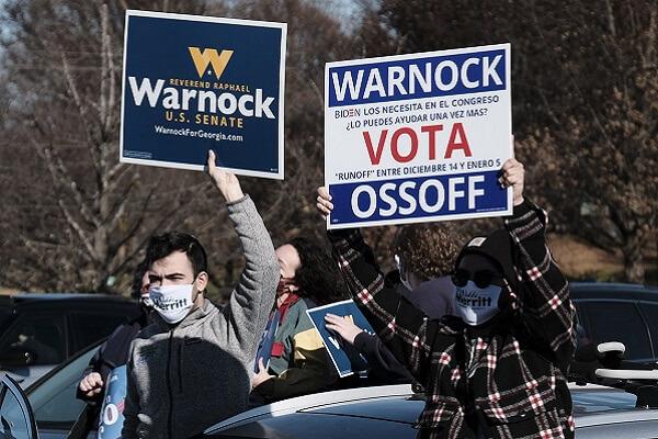 Warnock Raised More than $100M Each in Georgia Senate Runoffs