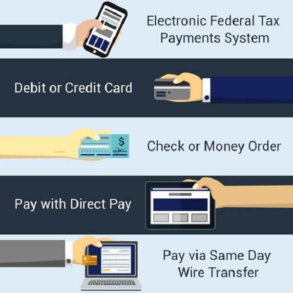 Paying Estimated Federal Income Tax