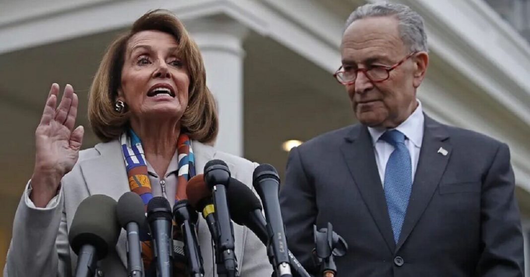 Pelosi and Schumer have made a political move