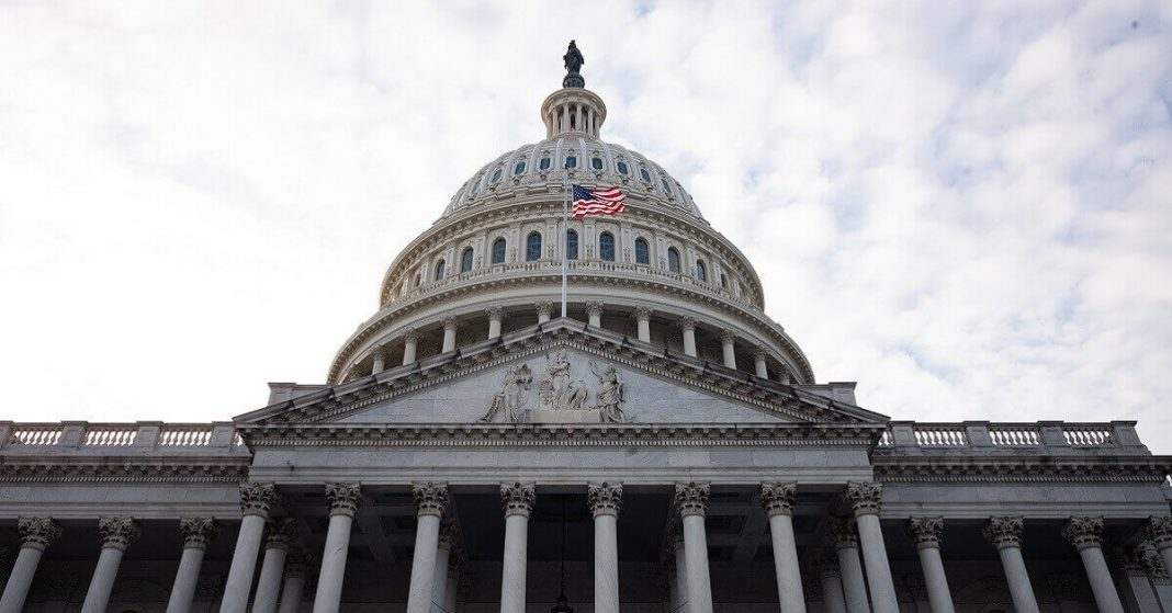 House Passes The Bill To Increase Stimulus