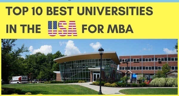 Top Business Schools For MBA