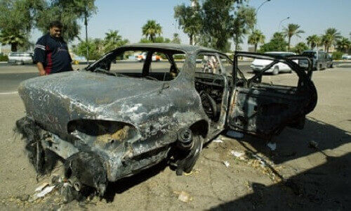 Iraqis Expressed Outrage And Want Justice To Be Served1