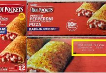 700,000 Pounds of Hot Pockets Recalled by Nestlé Because they May Be Contaminated with Glass and Plastic