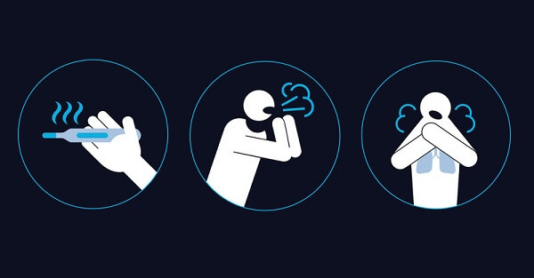 ore Throat And Headache COVID-19 Symptoms Check It Out