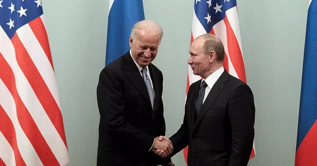 Biden and Putin discuss the New START nuclear treaty in first interaction over telephone