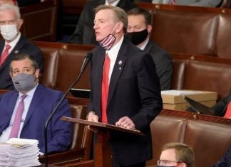 Brother of Paul Gosar Believes He Committed Treachery by Supporting