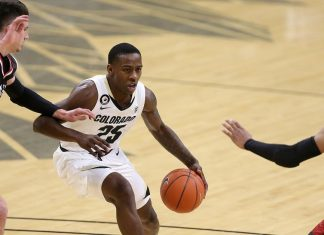Buffs Back On Track They Will Face Struggling California And No. 1 Stanford