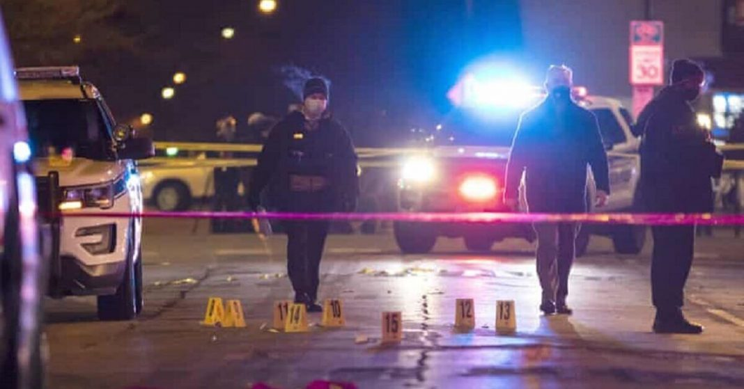Chicago Shooter Killed Three and Wounded Four