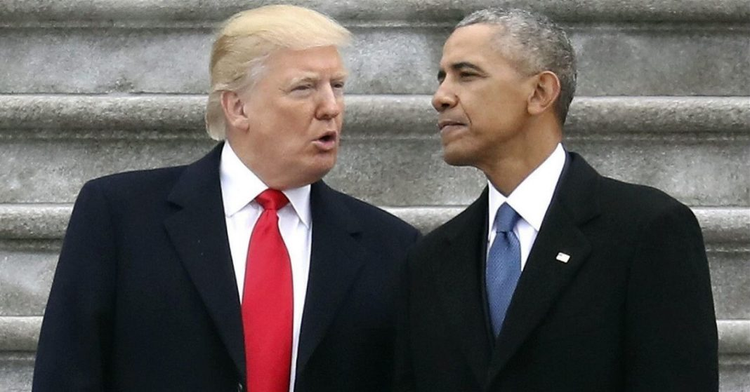Economy Under Obama Vs Trump