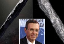 First Interstellar Object Was Junk of Alien Technology