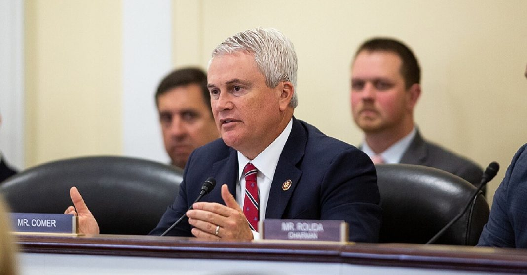 GOP Rep. James Comer