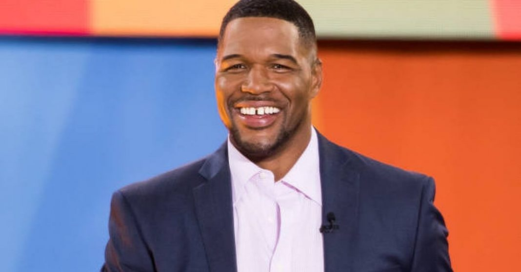 Host Michael Strahan tests positive for coronavirus and is now in self-quarantine