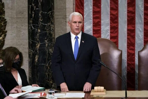 House Moves Forward To Pass Resolution To Invoke 25th Amendment