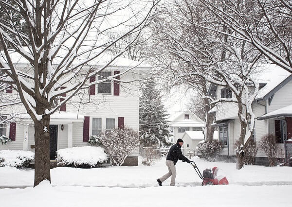 Janesville's snow emergency