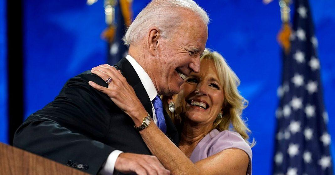 Joe Biden and First Lady