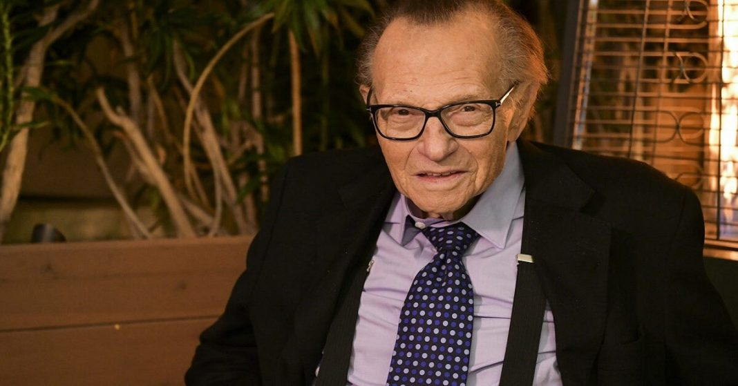 Larry King, Talk-show Legend & Interviewer of the Famous and Infamous, Dies At 87