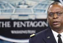 Lloyd Austin Becomes The First African American Defense Secretary