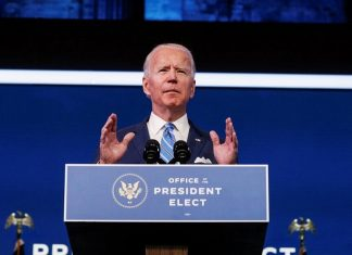 President-elect Joe Biden Announces $1.9 Trillion Relief Package