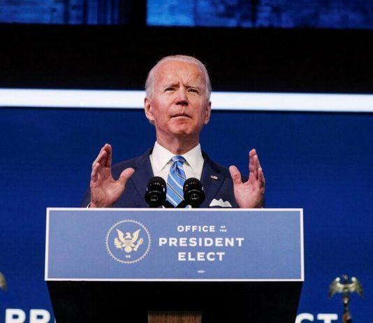 President-elect Joe Biden Announces $1.9 Trillion Relief Package