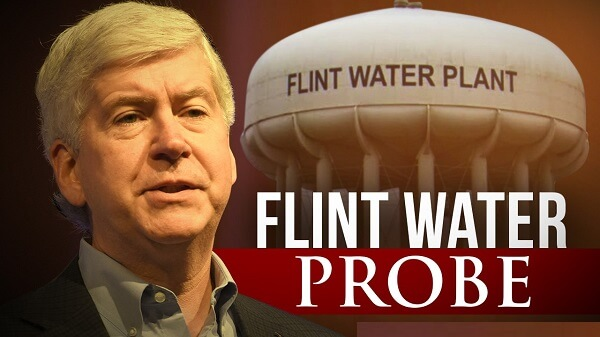 Michigan Governor Charged in Flint Water Scandal that Led to the Death of 12 People