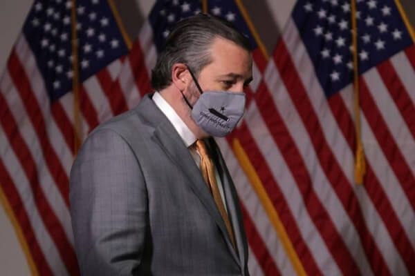 Ted Cruz in hot waters, as demands for his resignation