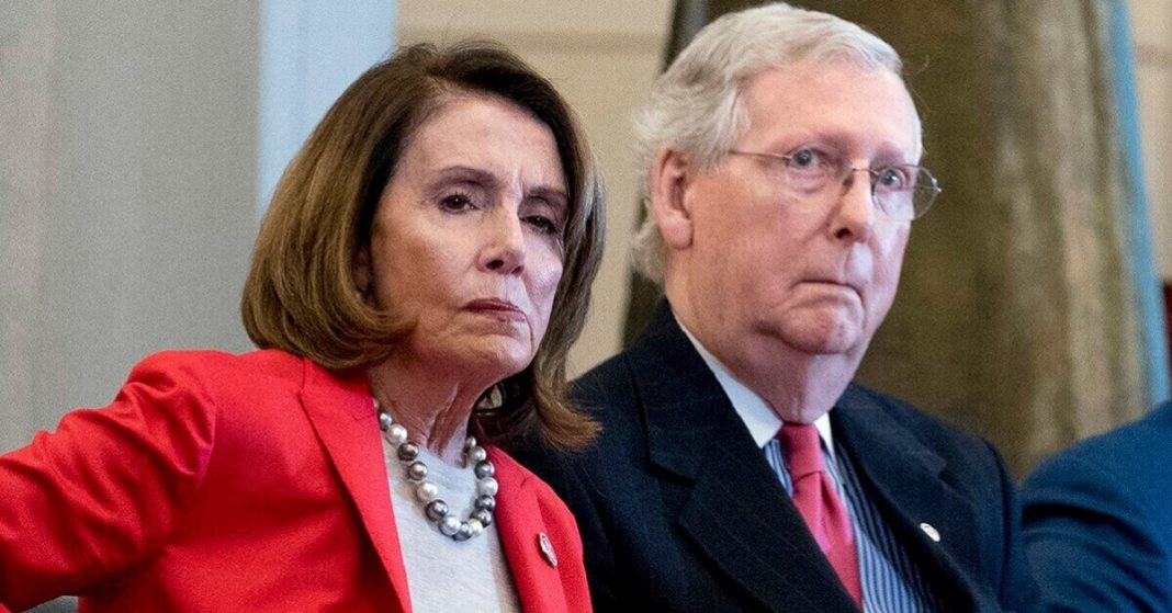 McConnell and Pelosi come to an Agreement