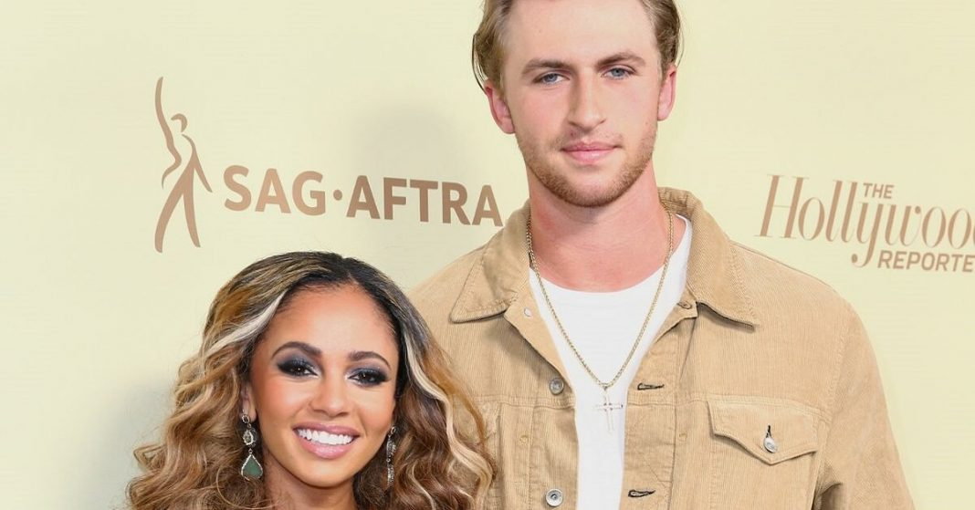 Vanessa Morgan, the 'Riverdale' Actress, Welcomes Her First Son with Estranged Husband Michael Kopech