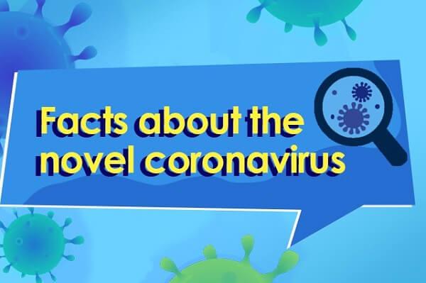 facts about the novel coronavirus