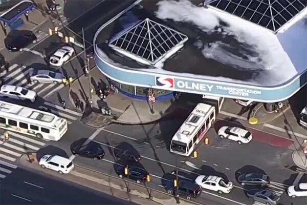 People shot in Philadelphia gun attack