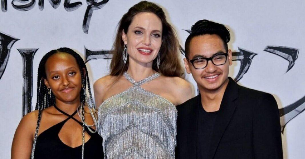Angelina Jolie looks forward to Her 50s,