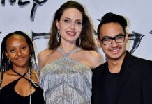 Angelina Jolie looks forward to Her 50s,