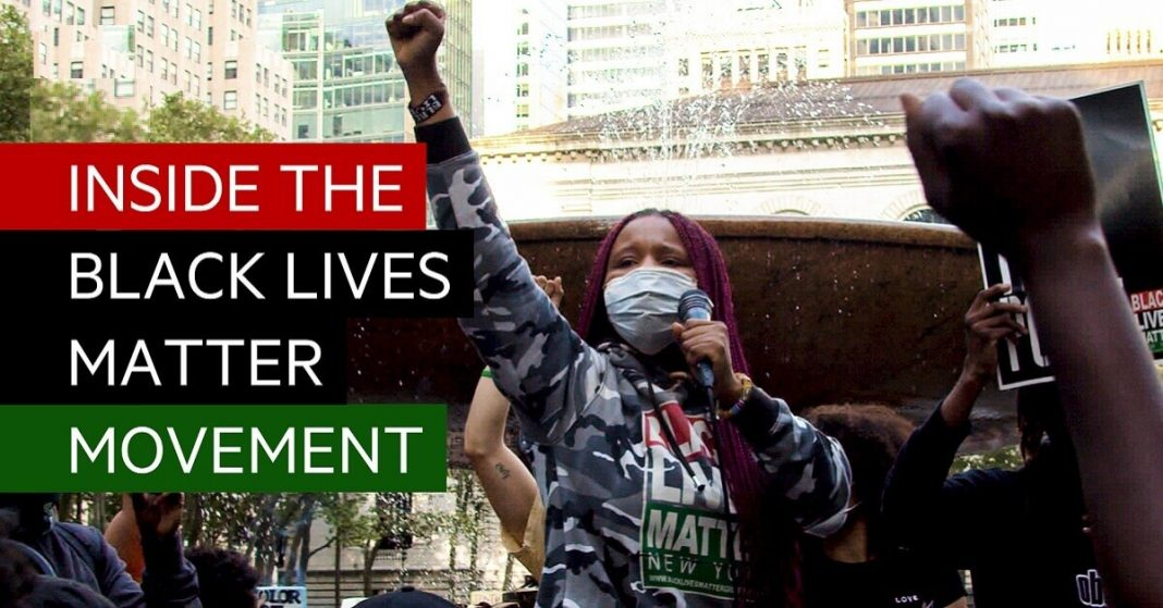 BLM movement hit by financial transparency