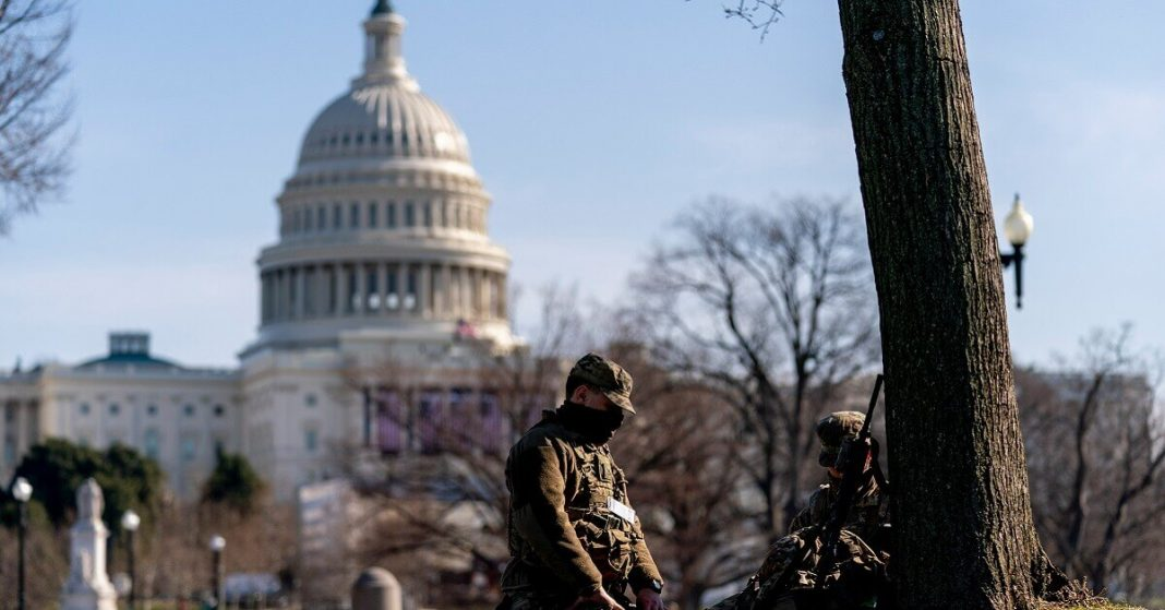 Capitol security staff to be increased by more than 40%