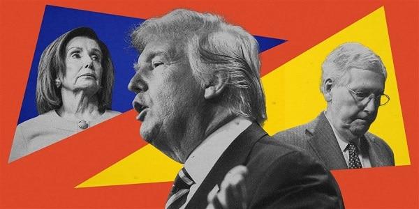Donald Trump's impeachment trial